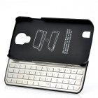 Bluetooth Keyboard Case For Galaxy S4 is now Detachable  Magnetic and Ultra Slim making your phone feel complete