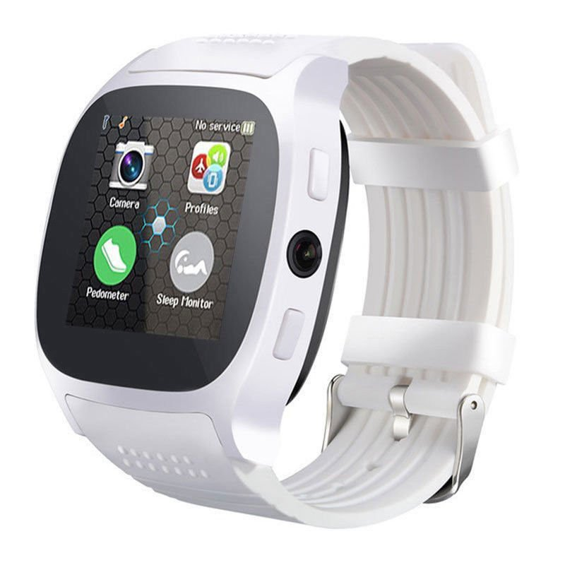 Bluetooth Smart Watch white