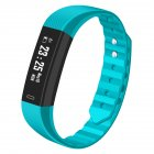 Bluetooth Smartwatch Sport Fitness Heart Rate Monitor Step for Exercise Smartwatch Waterproof green