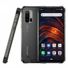 Ulefone Armor 7 Mobile Phone IP68 Waterproof Helio P90 Octa Core CPU 8GB+128GB Memory Android 9.0 48MP+16MP+8MP Camera 4G LTE Smartphone Black_European version