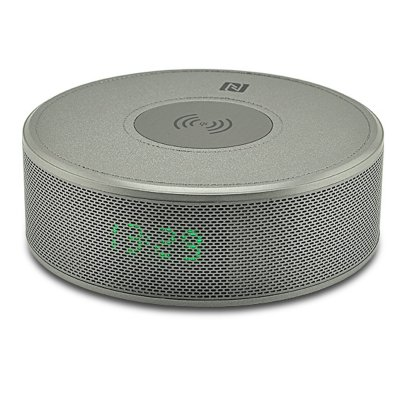 Wireless Bluetooth Speaker (Gray)