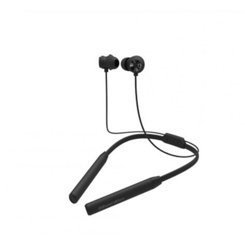 Bluetooth Sports Headphones TN2 Source Noise Cancellation Wireless Headphones for Music Game black