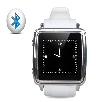 Bluetooth Smartwatch - MiGo (White)