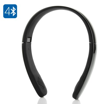 Bluetooth V4.0 Headphone + Mic for Smartphone