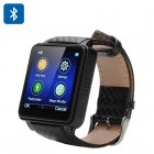 Bluetooth Watch Phone Pairs with Smartphones  Answers Calls  SMS  Phone Book Sync  Camera Remote Control  Notifications