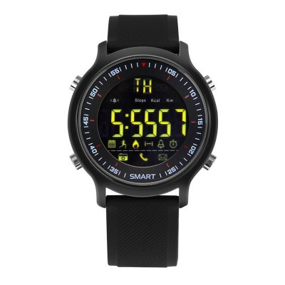 IP67 Bluetooth Watch (Black)