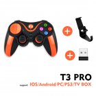 Bluetooth Wireless Gamepad Support Official App Controller Joystick for iPhone Android PC PS3 TV Box