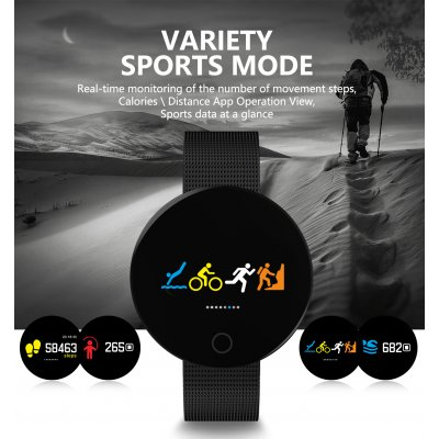 Bluetooth Fitness Tracker