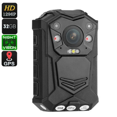 Police Body Worn Camera (32GB)