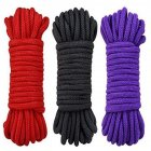 Bondage Rope Sexy Slave 16 Feet Soft Cotton Bondage Rope Bondage Restraints Sex Rope for Couples
