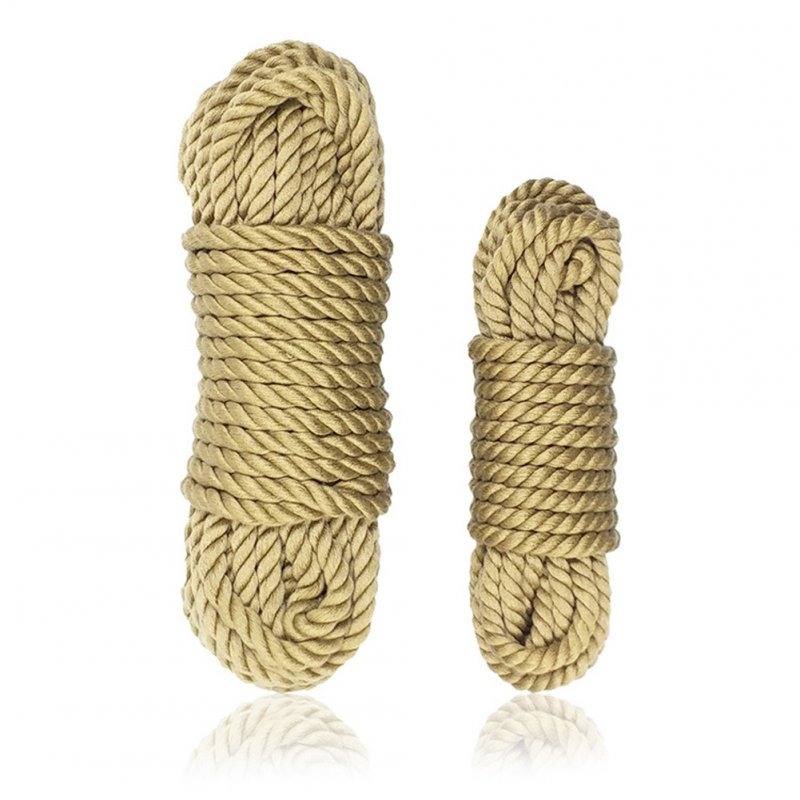 Bondage Rope Soft Cotton Rope Gentle on the Skin 32 Feet of Rope 10 meters
