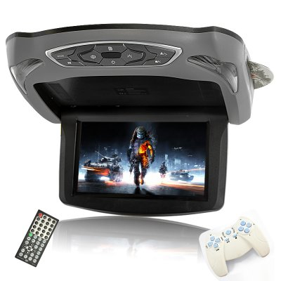 13.3 Inch Flip Down Monitor DVD Player