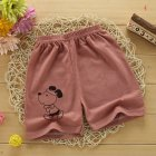 Boys Girls Kids Summer Casual Cartoon Sports Cotton Shorts