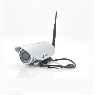 Wireless Outdoor IP Camera - Tenvis Zoom