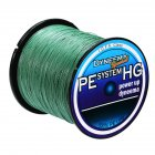 Braided Fishing Line 500M 547Yds  20Lb To 80Lb Advanced Durable 4 Strand Fishing Line for Saltwater   Fresh Water Surf Fishing Bass Fishing Fly Fishing  Main Fi