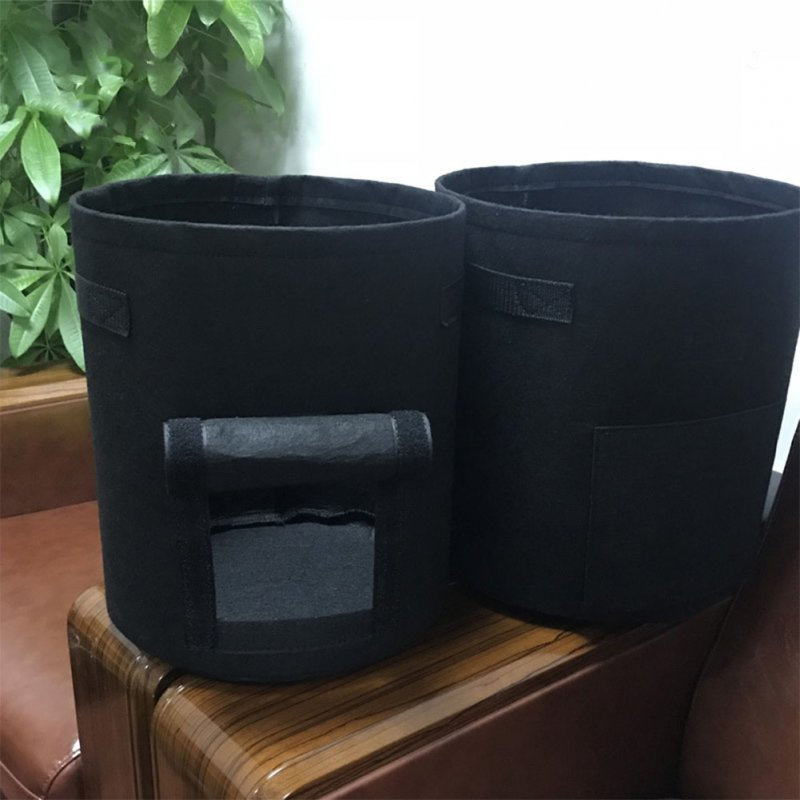 Breathable Vegetable Plant Growth Bag Outdoor