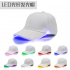 Bright Lights LED Unisex Baseball Cap Flashlight Hat for Camping Running Jogging and Hunting Outdoor Activities F