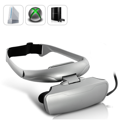 Game and Movie Video Glasses