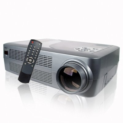 Home Multimedia Theater Projector System