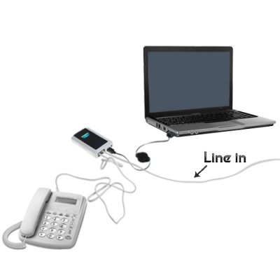 Paperless Fax Machine