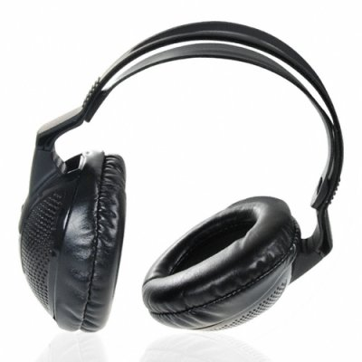 Noise-Cancelling Stereo Headphones