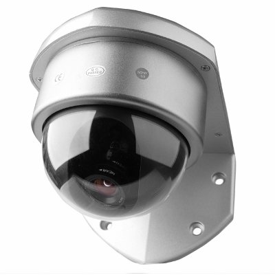 Wired 1/3-inch SONY CCD - Vandal Proof Dome Camera