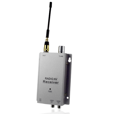 Wireless AV Rx Reciever