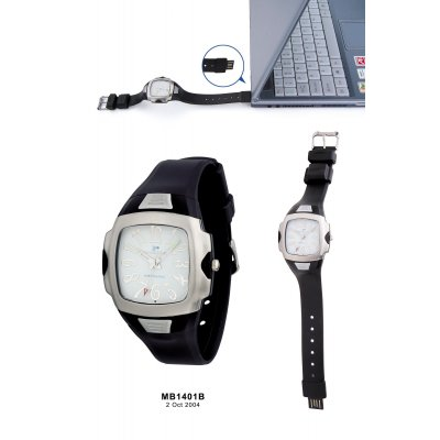 Power Disk USB Watch 512MB