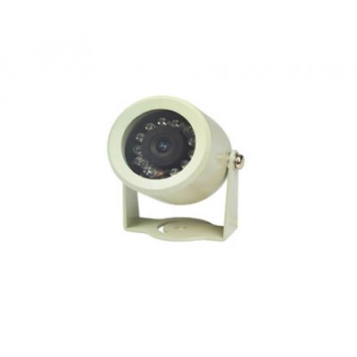 Wired 1/4 Inch Color CCD Surveillance Camera