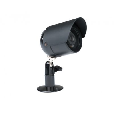 Sleek B&W CCD Night Vision Camera