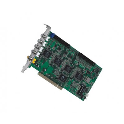 PCI DVR Card - MPEG4 - 4 Channel - Motion Detect Software