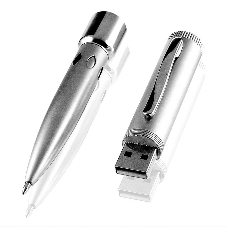 USB Disk Pen 512MB - Solid Metal Body