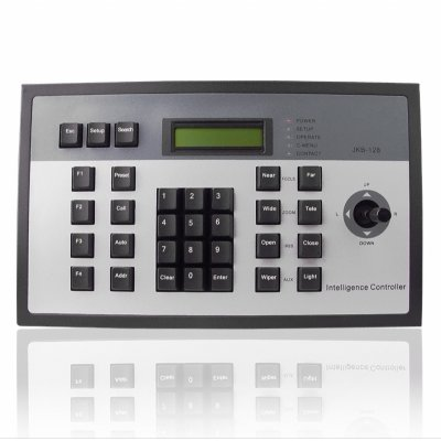 Intelligent High Speed Dome Camera Controller With Joystick