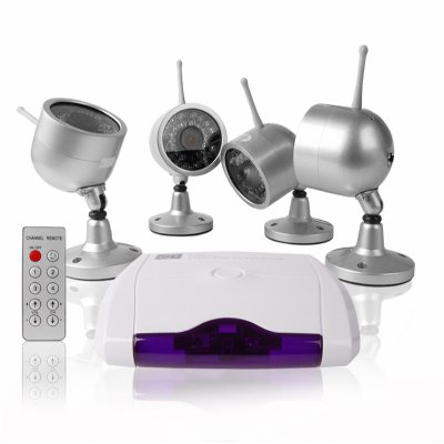 Wireless Security Camera Set