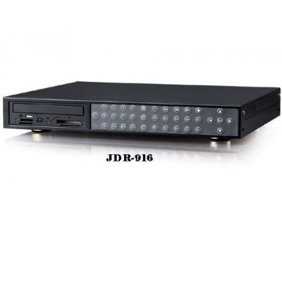 Multifunctional 16 Channel Embeded Digital Video Recorder
