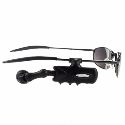 Sunglasses Clip On 2GB MP3 Player