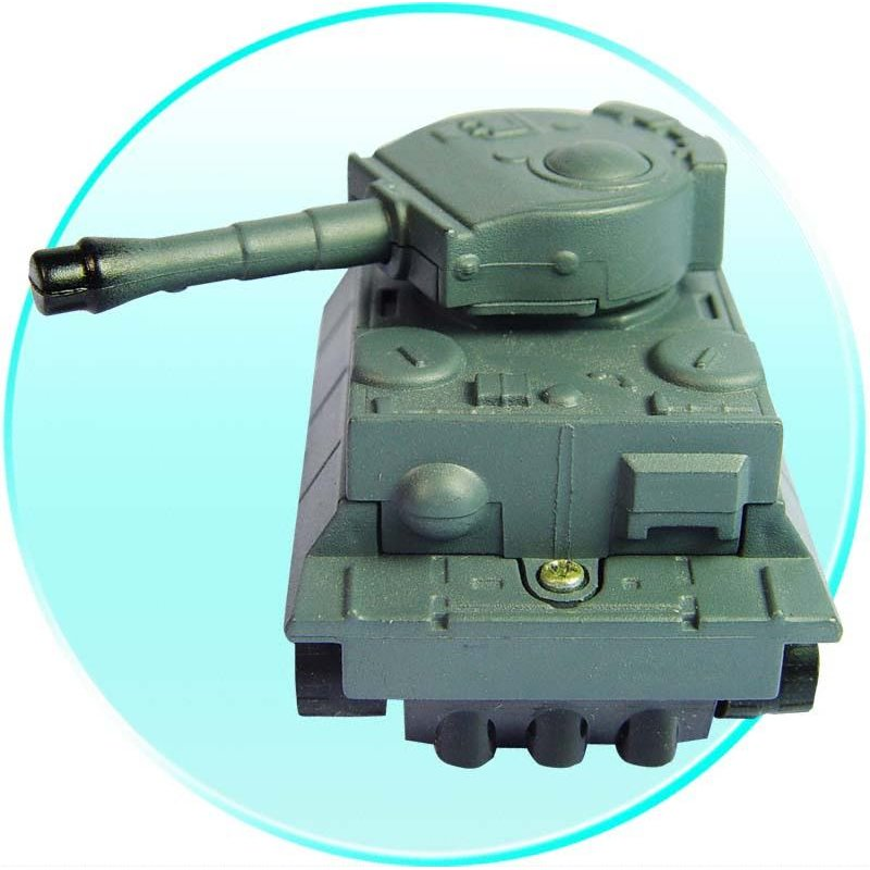 Toy Tank With Inductive Line Following Technology