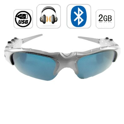 MP3 Player Sunglasses