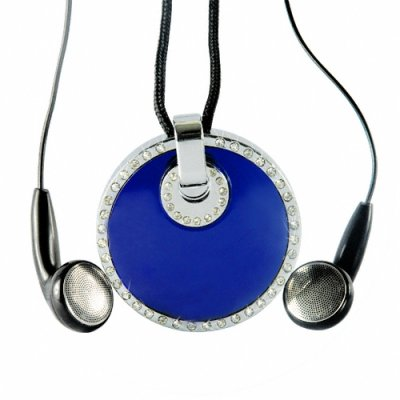 MP3 Necklace - 1GB