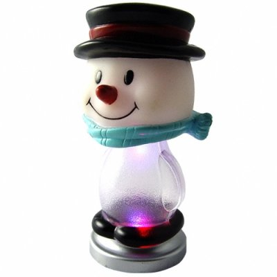 Snowman Desktop Ornament