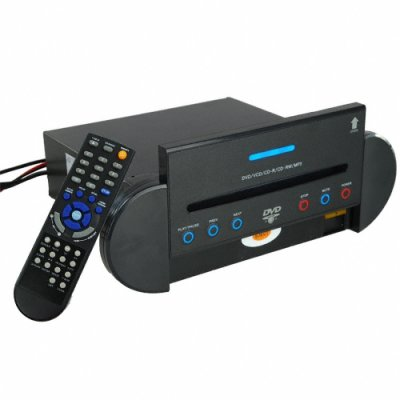 Waterproof DVD Player