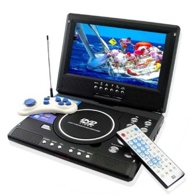 Swivel Screen Portable DVD