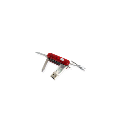 USB Flash swiss army knife