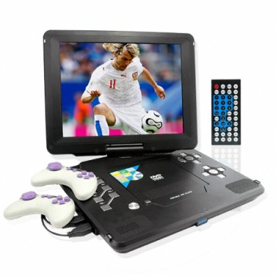 Monster Screen 12.5 Inch Portable DVD Player