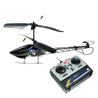 Deluxe Micro Helicopter