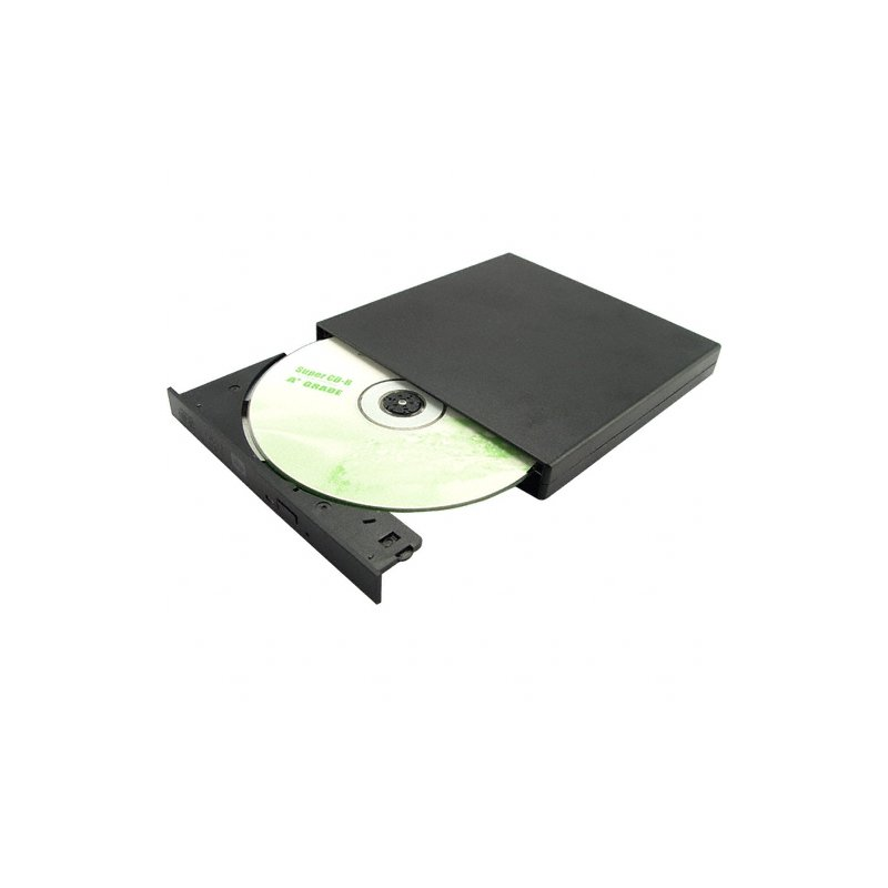 External DVD-R/W + CD-R/W Drive