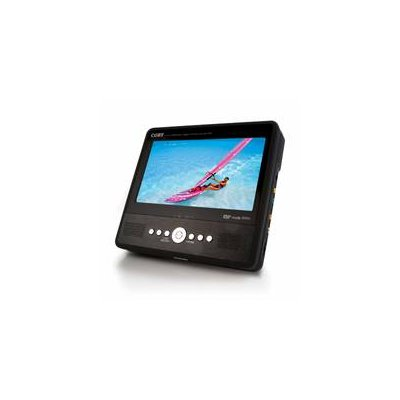 Portable DVD Player, 7inch widescreen (16:9) Colour TFT Display