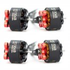 Brushless Motor EMAX 1306 RS1306 Version 2 RS1306B 2700KV/4000KV Brushless Motor 3-4S for RC MultiRotor Fpv Racing Drone Spare Part 4000KV 4pcs