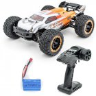 Brushless RC Car High Speed 45KM/H Big Foot Vehicle Models Truck HBX 2.4G 2CH 1/16 16890  Single
