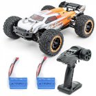 Brushless RC Car High Speed 45KM/H Big Foot Vehicle Models Truck HBX 2.4G 2CH 1/16 16890  Double